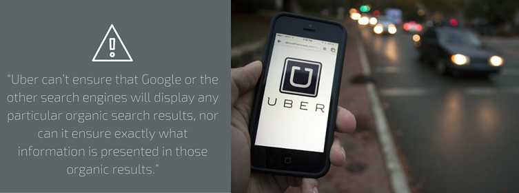Uber Intellectual Property Case Hits Home In Florida Via Trademark