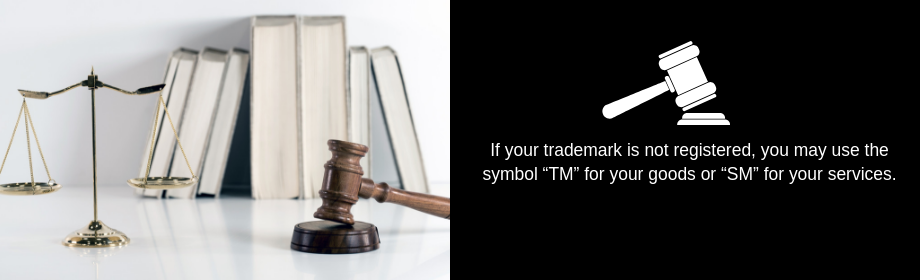 Trademark Isn't Registered